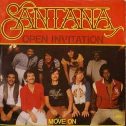 Open Invitation - Santana