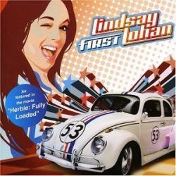 First - Lindsay Lohan
