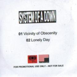 Vicinity of Obscenity - System Of A Down
