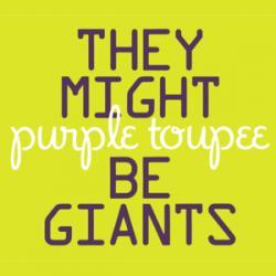 Imagen de la canción 'Purple Toupee'