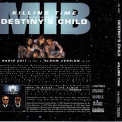 Killing Time - Destiny's Child