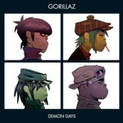 November Has Come - Gorillaz