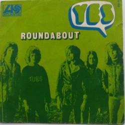 Imagen de la canción 'Roundabout'