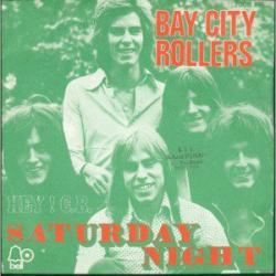 Imagen de la canción 'Saturday Night'