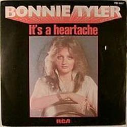 Imagen de la canción 'It's a heartache'
