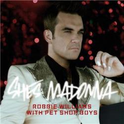 Imagen de la canción 'She's Madonna'
