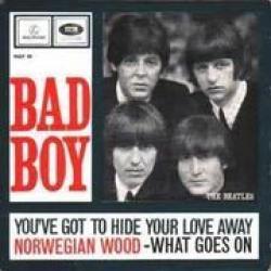 Bad boy - The Beatles