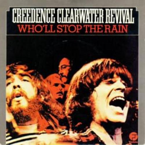 Who'll stop the rain