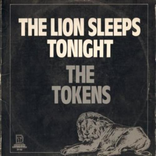 The lion the tokens
