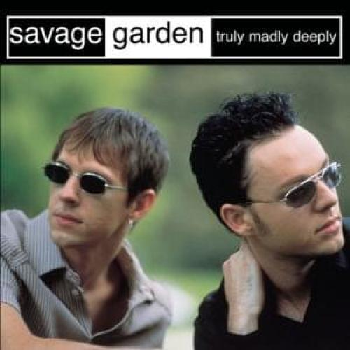 Truly Madly Deeply Letra Lyrics Savage Garden Musica Com
