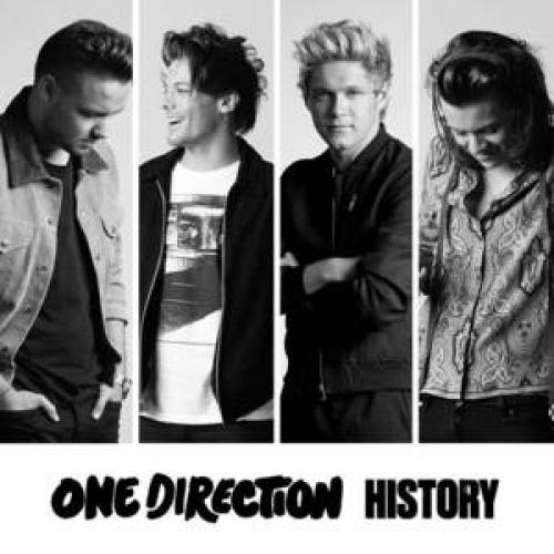 History Letra One Direction Musica Com