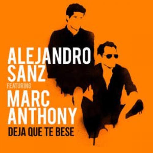 Deja Que Te Bese Letralyrics Alejandro Sanz Y Marc