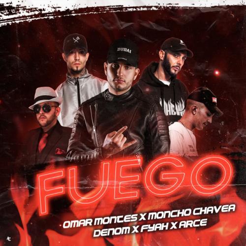 Fuego (Letra/Lyrics) - Omar Montes, Moncho Chavea, Swan Fyahbwoy ...