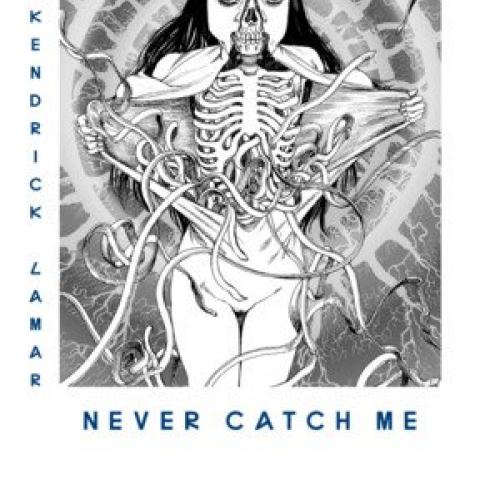 Resultado de imagen de Flying Lotus - Never Catch Me ft Kendrick Lamar letra