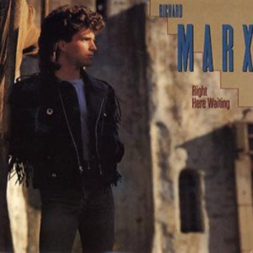 Right Here Waiting En Español Richard Marx Musica Com