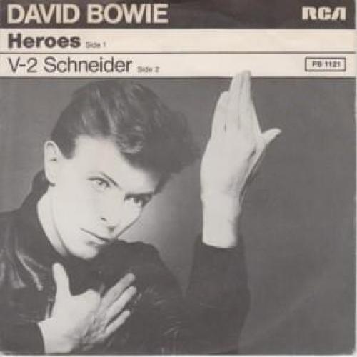 Heroes Letra David Bowie Musica Com