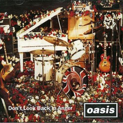 Don T Look Back In Anger En Español Oasis Musica Com