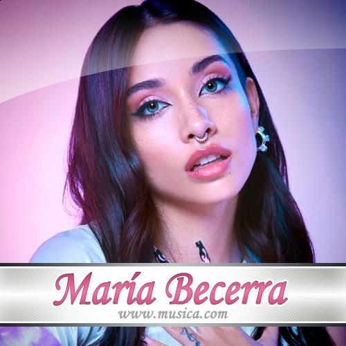 NADA DE AMOR letra MARIA BECERRA