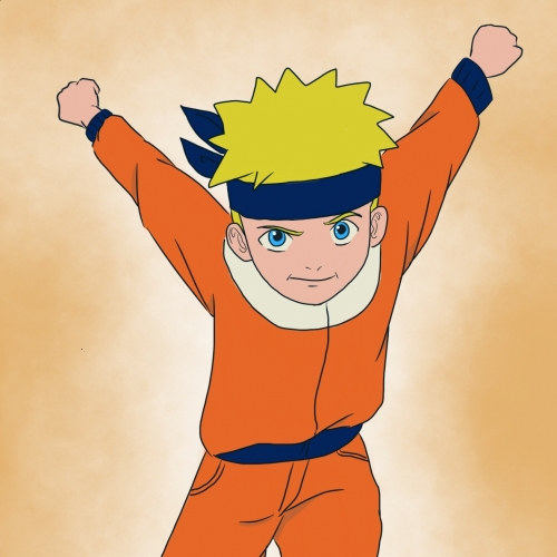 Naruto - Blue bird