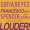Louder (Love Is Loud) ft. Francesco Yates, Spencer Ludwig
