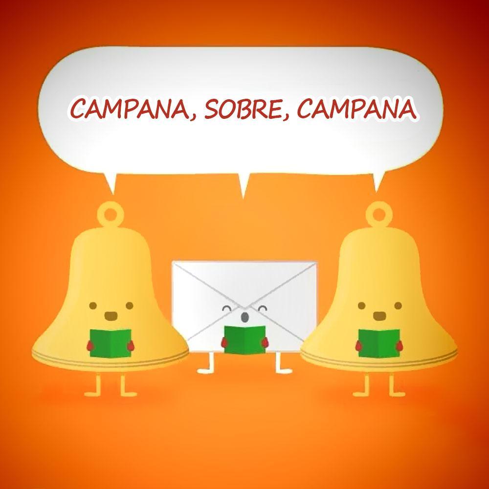 Campana Sobre Campana Letra Villancicos Musica Com