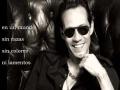 Marc Anthony - Vivir Lo Nuestro