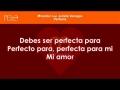 Julieta Venegas - Perfecta (Con Miranda!)