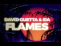 David Guetta - Flames (Ft. Sia)