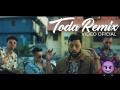 Alex Rose - Toda (Remix) (ft. Lyanno. Rauw Alejandro, Cazzu, Lenny Tavárez)