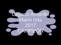 Lagarto Amarillo - Mano Rota
