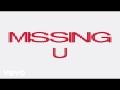 Robyn - Missing U
