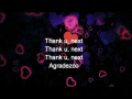 Kevin Karla & La Banda - Thank u, next (spanish version)