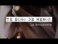 Respuesta a Te Echo de Menos (Beret) de NINNA