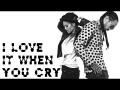 Steve Aoki - I Love It When You Cry (Moxoki) (ft. Moxie Raia)
