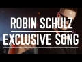 Robin Schulz - More Than a Friend (ft. NicoSantos)