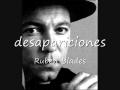 Ruben Blades - Desapariciones
