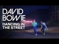 David Bowie y Mick Jagger - Dancing In The Streets