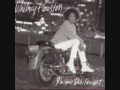 Whitney Houston - After We Make Love