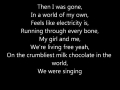 James Blunt - Chocolate