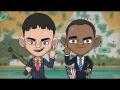 Mesita - Obama