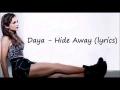 Daya - Hide Away
