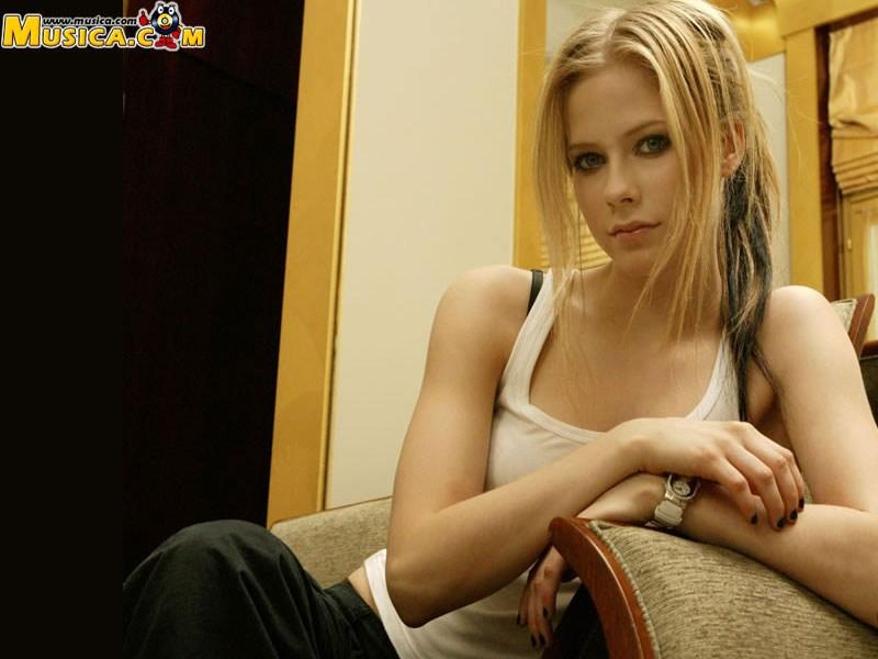 Fondo de pantalla de Avril Lavigne
