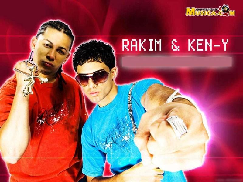 Fondo de escritorio de Rakim y Ken-Y