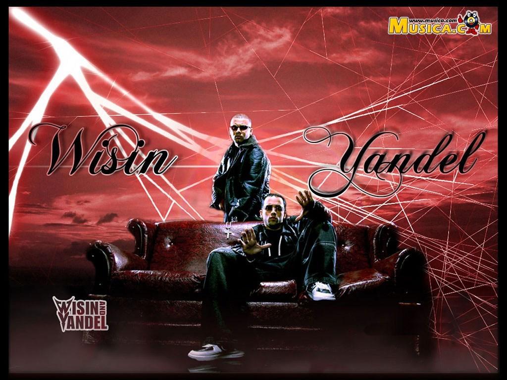 Fondo de escritorio de Wisin & Yandel