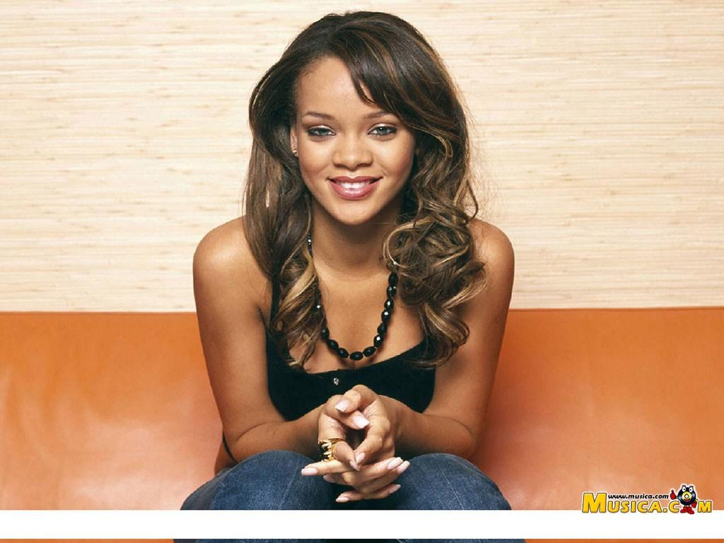Fondo de pantalla de Rihanna