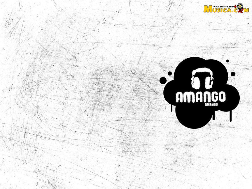 Fondo de escritorio de Amango