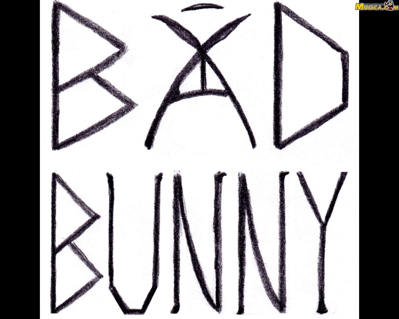 Fondo De Escritorio Bad Bunny  MUSICACOM