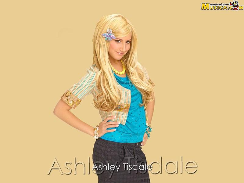 Fondo de escritorio de Ashley Tisdale