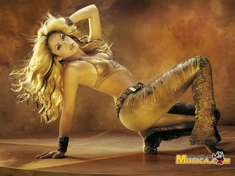 Fondo de pantalla de Shakira