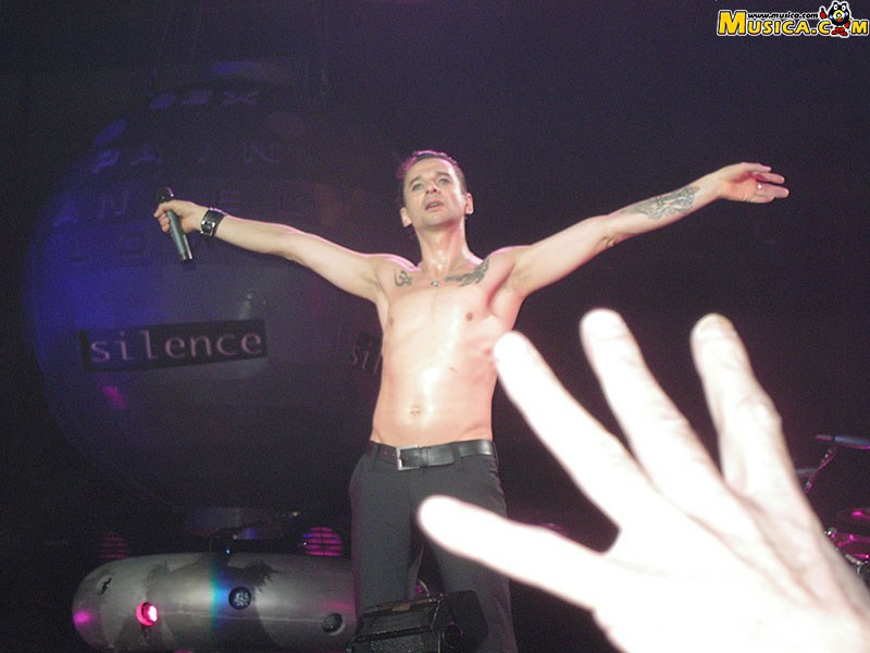 Fondo de escritorio de Depeche Mode